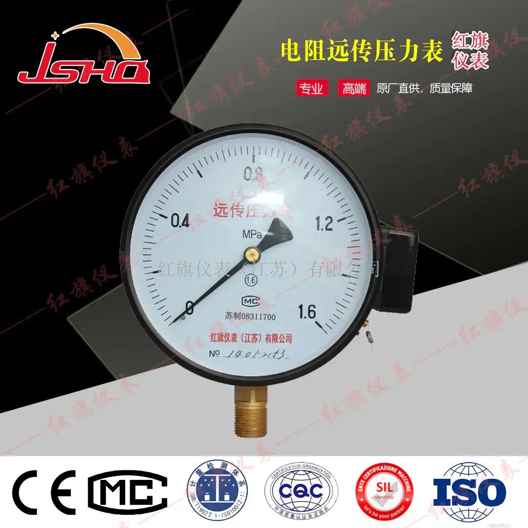 电阻远传压力表型号