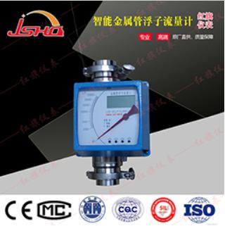 H250智能型金属管浮子流量计