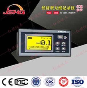 KH200R经济型无纸记录仪