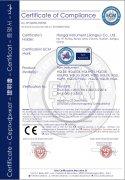 流量仪表CE认证