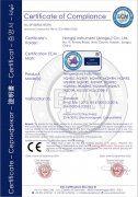 温度仪表CE认证